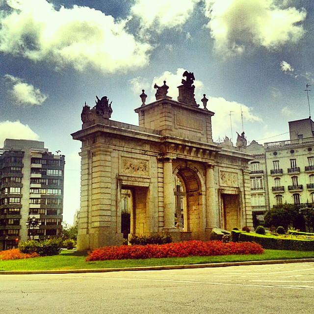 Porta de la Mar #Valencia
