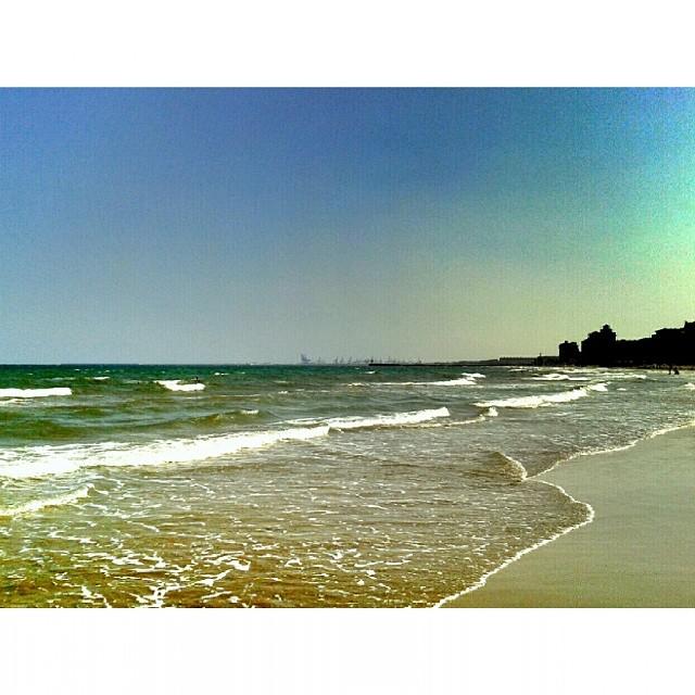 #sunset #PortSaplaya #beach #playa #sea #summer