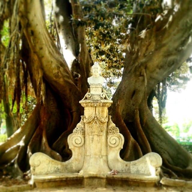 Jardines de la Glorieta #Valencia