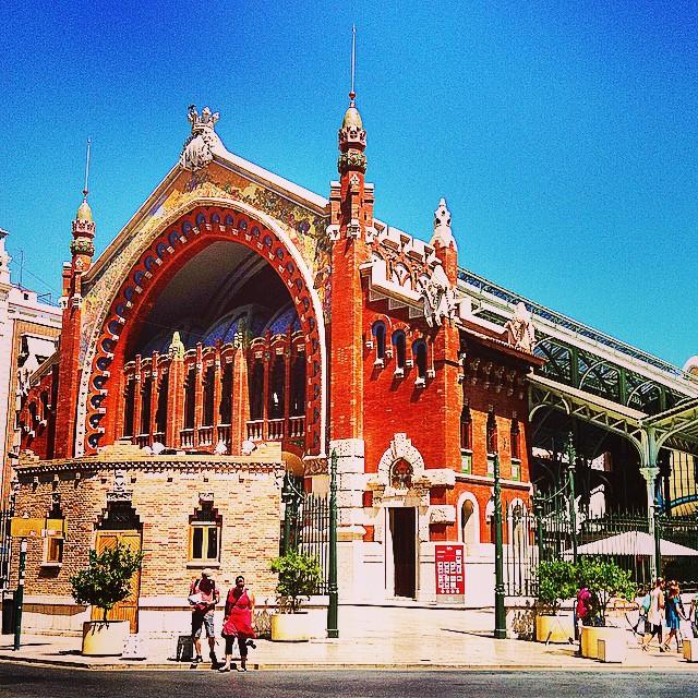 #mussol78 #mercat de colon #valència #valenciacity #valenciagram #valenciaenamora #lovevalencia #loves_valencia #estaes_valencia #estaes_de_todo #estaes_espania #instagood #instapics #instamessage #insta_colourfull #insta_international #placeofworld #ig_europe #ig_valencia #ig_architecture #iphonepics #followback #modernismo #modernisme