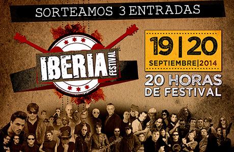 Sorteo Love Valencia Iberia Festival