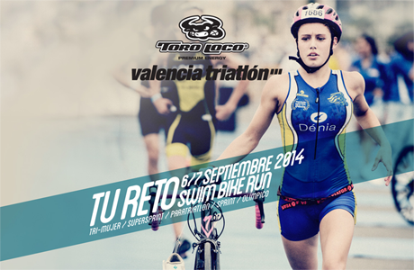 Triatlón Valencia 2014