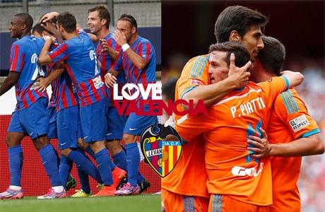 Valencia CF Levante UD
