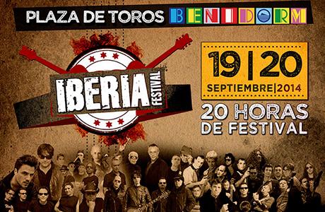 iberia festival 2014 benidorm