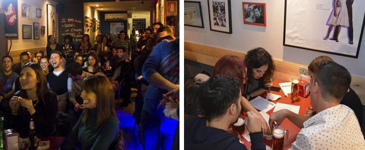 monologos en valencia delorean lounge valencia