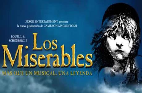 Musical de Los Miserables en Valencia