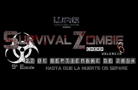 Survival Zombie Valencia evento