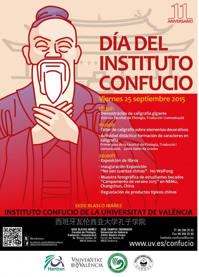 Día del Instituto Confucio Valencia