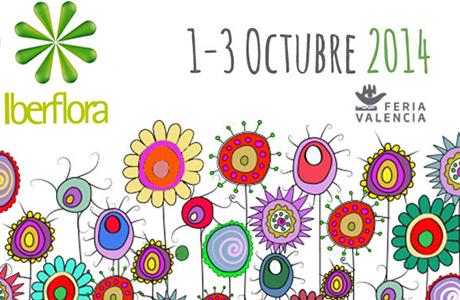 iberflora feria valencia 2014