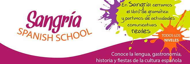 sangria spanish school