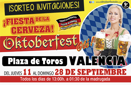 Oktoberfest Olé! 2014