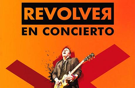 REVOLVER concierto en Valencia Sala Fussion