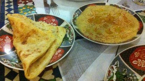 restaurante marroqui en valencia