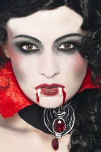 make-up Halloween 2014