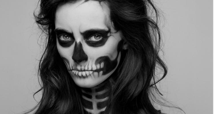 maquillaje para halloween - Maquillaje Halloween