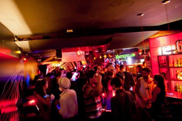 Murray Club in Valencia