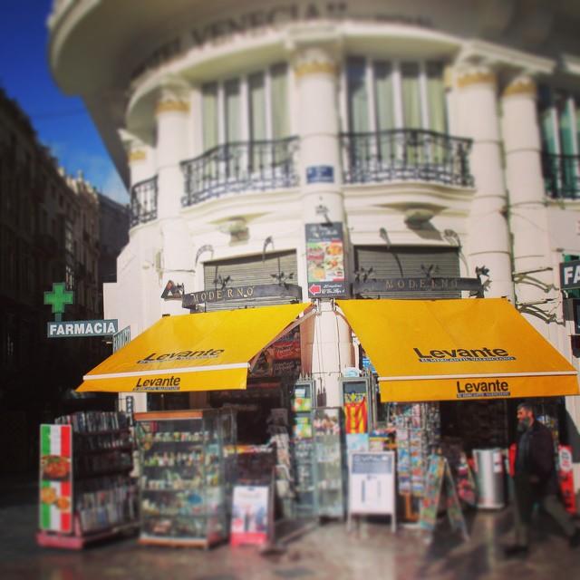 #Espagne #valence #valencia #comunitatvalenciana #lovevalencia #levante #incontournable quotidien et fait partie du paysage connu de tous ????