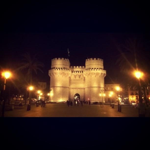 #Nightslikethis. #Valencia #nofilter