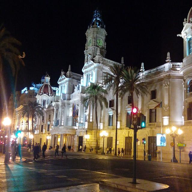 Plaza del Ayuntamiento,Valencia ????????#lovemycity #lovevalencia