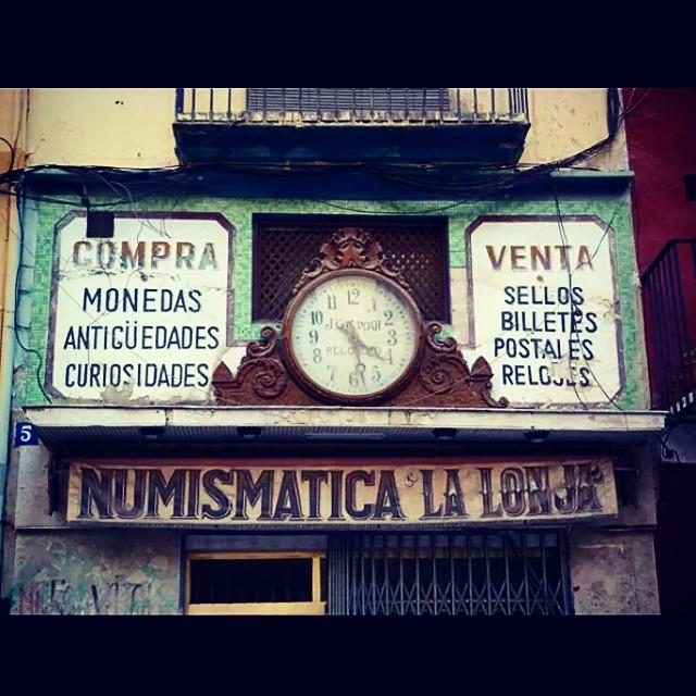 Recuerdos: Valencia, España! #valencia #valència #spain #españa #lovevalencia #vlc #ciutatvella #vintage