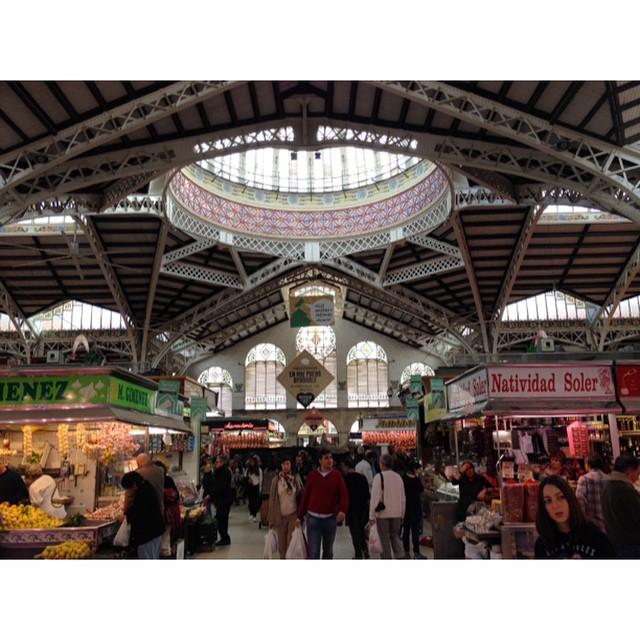Mercado Central de #Valencia #LoveValencia