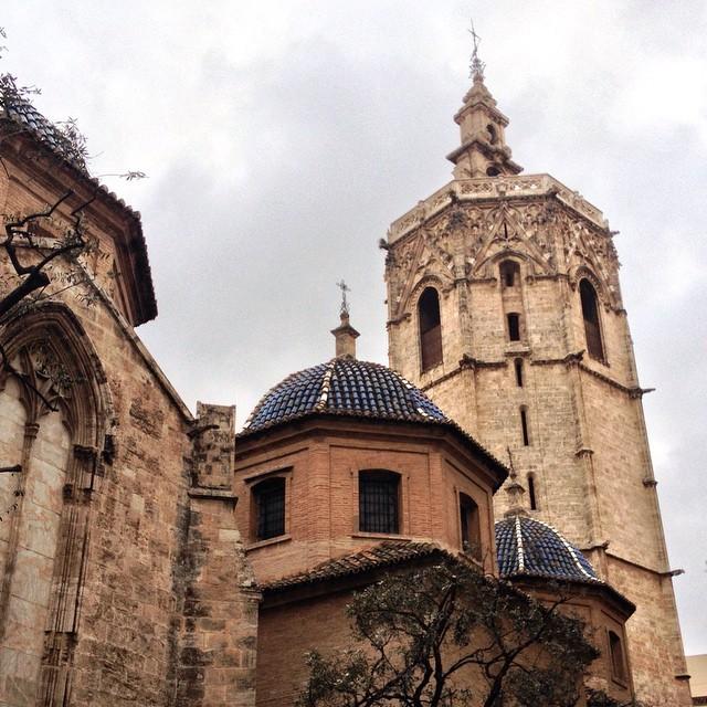 El #Miguelete #Catedral de #Valencia #lovevalencia