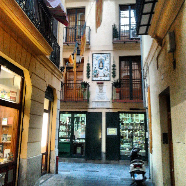#rincones #vivos #valència #barridelcarme