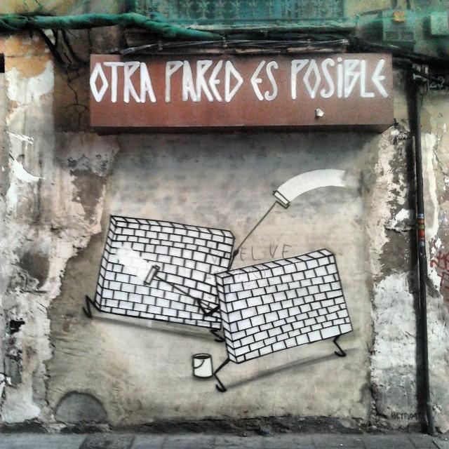pues eso, a #pintar #paredes #velluters #valència