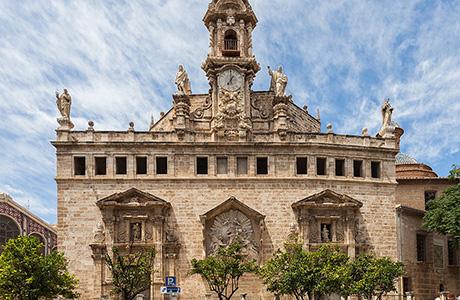 Iglesia de los Santos Juanes Valencia