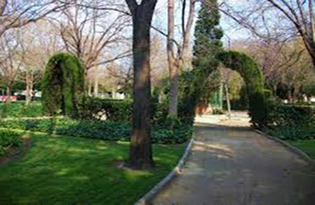 Jardines del real Valencia