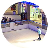 Navidad en el Centro Comercial Aqua