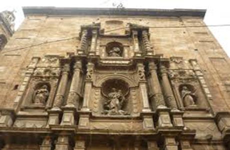 Iglesia del antiguo Convento del Carmen