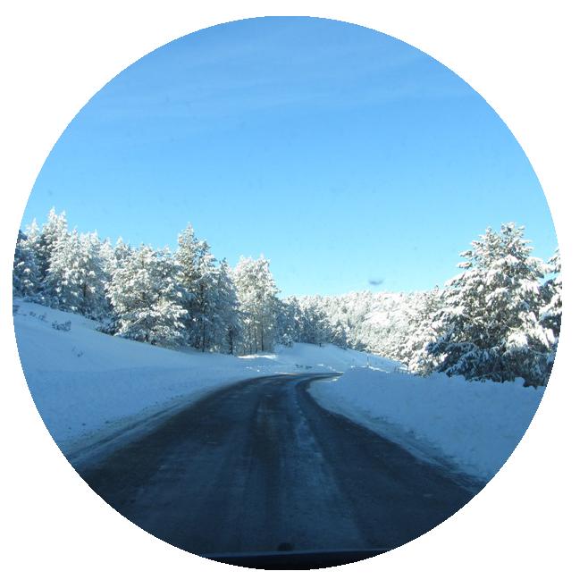 carretera javalambre