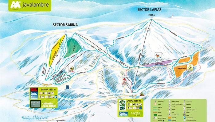 esqui valencia