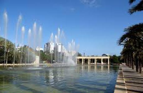 Jard n del turia love valencia for Jardin urbano valencia