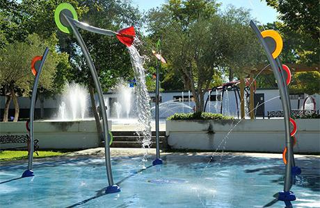 parques de agua infantiles
