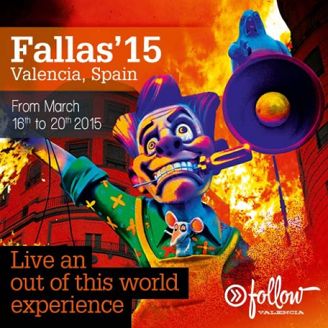 Santa Claus left us a gift for you: our program to discover and enjoy #Fallas  in #Valencia.  followvalencia.com/fallas2015  #spain #visitSpain #visitValencia #followValencia #enjoyValencia #IloveValencia #estaes_valencia #estaes_espania #valenciaenamora #thebestpicture #envalencia #comunitat_valenciana #comunidadvalenciana #valenciaterraimar #ig_valencia #spain_gallery #photooftheday #lovevalencia #España #TurismoValencia #VisitaValencia #ig_europe #tourism #igs_world #valenciagram #fallas2015 #viajar #travel