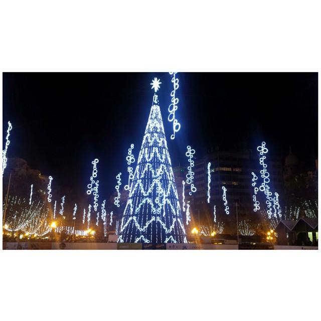 Y llegó la navidad #navidad #valenciaenamora #valencia #instavalencia #lovevalencia