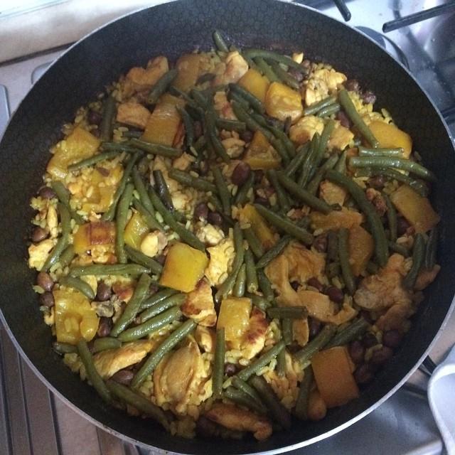 #laprimapaellanonsiscordamai #artista #lovevalencia #cucinareconstile #mecuoco
