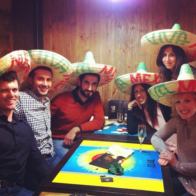 Viva México!!!! #risastime #lavenganzademalinche #lovevalencia #autumn14