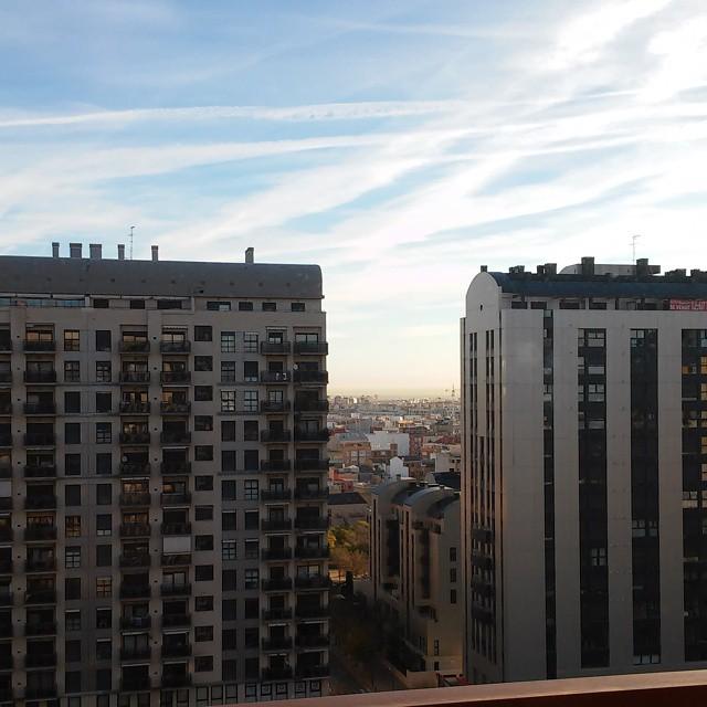 23 de diciembre en Valencia!  #sinfiltros #lovevalencia #buenosdiasmundo