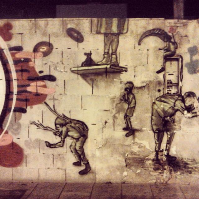 k.a.o.t.i.k #streetart #valència