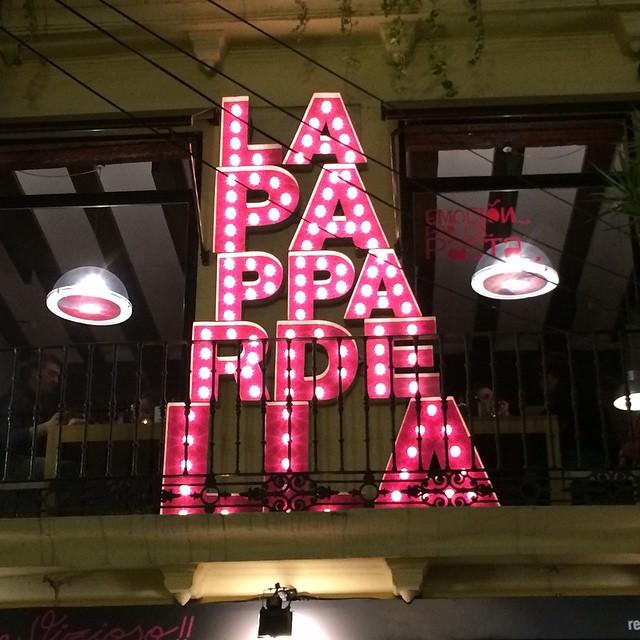 Noches por el Carmen en Valencia! Date! #loveValencia #elcarmen #lapappardella #creperie