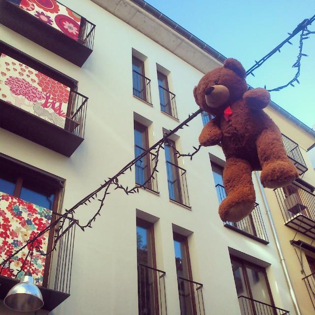 #lovevalencia #valencia #tapineria #christmas #teddy #navidad #peluche