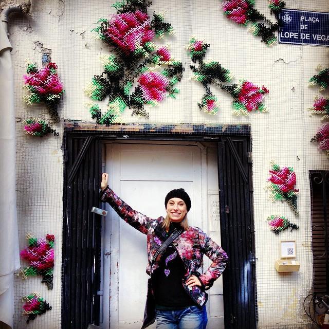 #crochet#lovecrochet#bordado#puntodecruz#puntocroce#ricamo#embroidery#crochetcenter#valencia#visitavalencia#lovevalencia