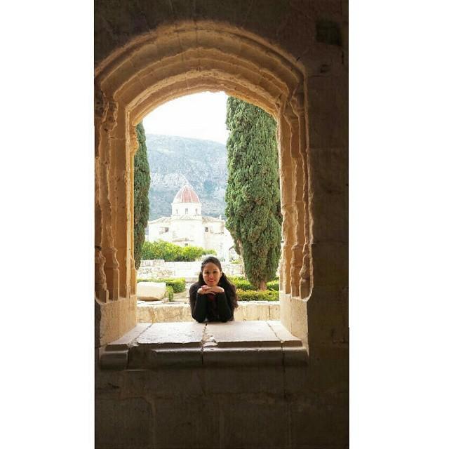 Monasterio de Santa María de las Valldignas #valencia #valterraimar #igersvalencia #lovevalencia #valenciagram #travel #españa #spain #monasterio #monasteriovalldignas #valldignas