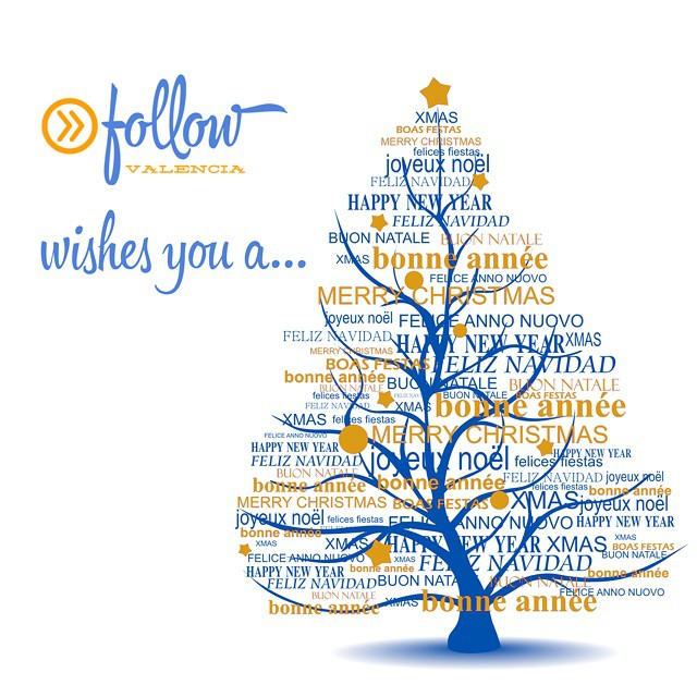Merry Christmas followers!! #spain #visitSpain #Valencia #visitValencia #followValencia #enjoyValencia #IloveValencia #estaes_valencia #estaes_espania #valenciaenamora #thebestpicture #envalencia #comunitat_valenciana #comunidadvalenciana #valenciaterraimar #ig_valencia #spain_gallery #photooftheday #lovevalencia #España #TurismoValencia #VisitaValencia #ig_europe #tourism #igs_world #valenciagram #vacacionismoennavidad #christmas #MerryChristmas
