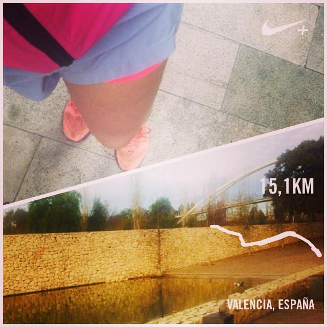 !#lovevalencia #run #formenteraespera #triatlon  #nikeplus