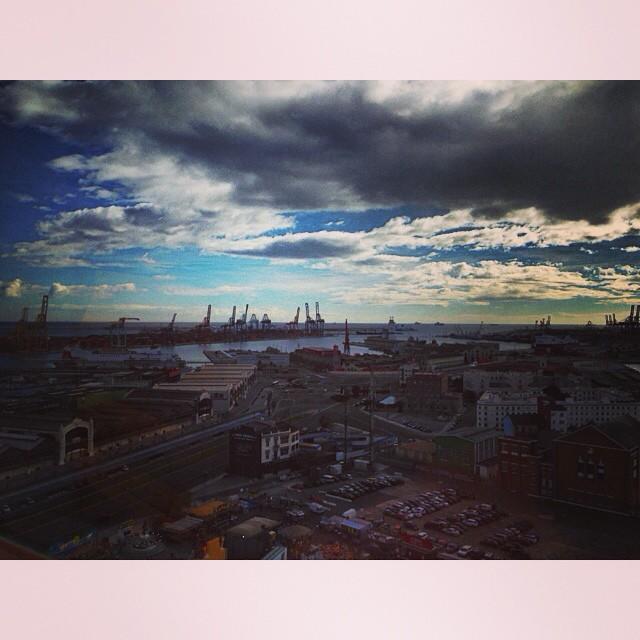 Un paseo por las nubes #lovevalencia