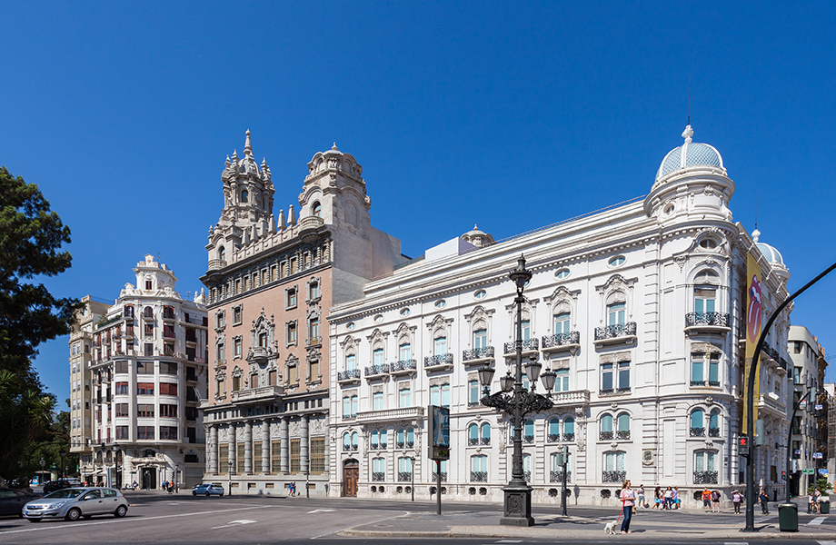 Centro Cultural Bancaja